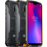 DOOGEE S68 Pro Global Version 5.9 inch FHD + IP68 Waterdicht 6300mAh NFC 21MP Drievoudige achteruitrijcamera 6GB 128GB Helio P70 4G Smartphone