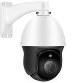 INQMEGA 1080P Zoom 30X Rotazione PT-Z a 360 ° H.265 WIFI IP fotografica IP66 Mini velocità impermeabile Dome Sicurezza CCTV IP IP esterno fotografica - Spina UE