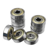 10Pcs High Carbon Steel Kugellager Skate Wheels Für Skateboard Lager