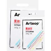 Artoop 8 / 4K 20ページスケッチブックペイントペーパーオールウッドパルプペインティングブックグラフィティドローイングアートペーパー