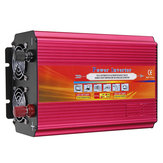 LCD Power Inverter DC 12V / 24V ke AC 110V / 220V 6000W Peak Modified Sine Wave Converter