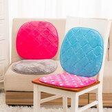 42x40cm de mémoire en coton chaise souple coussin voiture tapis de bureau confortable fesses coussin coussin décoration de la maison