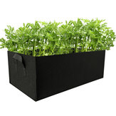 S/M/L/XL/2XL Planting Grow Box Plant Bag Garden Flower Planter Elevated Vegetable