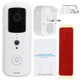 Bezprzewodowy domofon z kamerą telefoniczną System wideo Wifi Dzwonek do drzwi Dzwonek dwukierunkowy