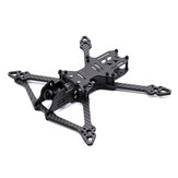 Talystmachine 234/264/294mm Wheelbase 5/6/7 Inch 5mm Arm Carbon Fiber Frame Kit compatible DJI FPV Air Unit 20*20/30.5*30.5mm