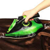 2400W 220V Cordless Steam Iron Multifunction Clothes Docking Station Dry Ironing Industry