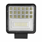 126W LED Work Light Bar Flood Spot Lights Driving Lamp Offroad Motorcycle Car Truck SUV