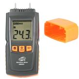 GM605DigitalLCDDisplayMistériode umidade de madeira Tester de umidade Detector de humidade de madeira Módulo portátil de umidade de madeira