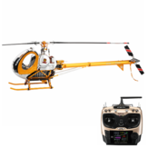 JCZK 300C 470L DFC 6CH 3D Flying Three Blade Rotor TBR Scale RC Helicopter with AT9S PRO Transmitter