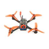 Tam Hız Leader-120 120mm Mini RC FPV Yarış Drone PNP W / F3 28A BLHELI_S Dshot600 25MW 48CH VTX