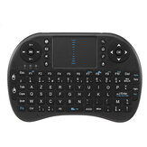 I8 2.4G Wireless French Mini Keyboard Touchpad Air Mouse
