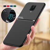 Bakeey Magnetic Texture Non-slip Leather TPU Shockproof Protective Case for Xiaomi Redmi Note 9S / Redmi Note 9 Pro / Redmi Note 9 Pro Max