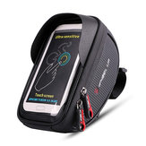 Ruota SU 6.0 pollici Touch Screen Phone Borsa Impermeabile Mountain Moto E-bike Bike Bicicletta Ciclismo
