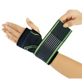 Mumian S61 1PC Nylon Adjustable Wrist Support Outdoor Cycling Fitness Breathable Sports Bracer