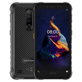 Ulefone Armor X8 IP68 IP69K Vanntett 5,7 tommer 4 GB 64GB 13MP Triple Rear Camera NFC 5080mAh MT6762 Octa Core 4G Robust Smartphone