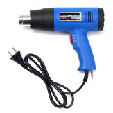 1500W 400-800℃ Dual Temperature Heat Air Gun Power Tool with 4 Nozzles