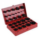 407Pcs Rubber O-Ring Kit Metric Grommet Seal Plumbing Garage O-Ring Assortment