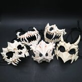 Japanese Kurato Mito Nue Tengu Ryujin Tiger Mask Halloween Props Cosplay Resin Masks