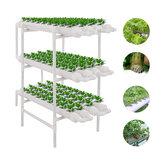 3 lagen hydrocultuur site kweekset 12 buizen 108 plant locaties hydrocultuur kweeksysteem watercultuur tuin plantensysteem voor tuin gereedschap