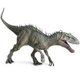 Jurassic Tyrannosaurus Rex Action Figures Bocca aperta mobile Dinosauro statico Animali Modello in plastica Giocattolo per bambini Regalo