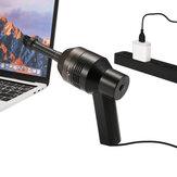 Mini Vacuum Sem Fio Aspirador de Mesa Aspirador de Mesa Multiused Teclado Cleaner Elétrica Portátil USB Cleaner Ferramenta