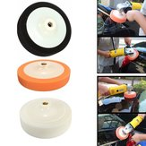 M14 150mm Car Buffing Polishing Sponge Head Pad Mop Thread Compounding