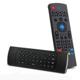 MX3 2.4G Wireless Six Axis Gyroscope Keyboard Remote Control Air Mouse IR Learning