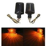 Par 12v sinal motocicleta mini-acender as luzes indicadores de lâmpadas