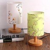 14 * 20CM Vintage E27 lampada Holder Floral Bird lampada Copertura per plafoniera da tavolo