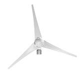 NE 12 В / 24 В 1000 Вт Пиковая мощность ветряной турбины с 3 лопастями Мощность ветряной мельницы с контроллером заряда