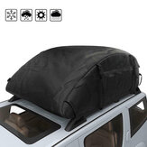 420D Oxford Cloth Car Cargo Carrier Bag Car Van Top Box Storage Bag Water Resistant Roof Luggage Bag