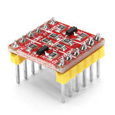 100pcs 3.3V 5V TTL Bi-directional Logic Level Converter Geekcreit for Arduino - products that work with official Arduino boards