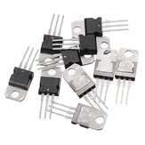 10UNIDS LM317T TO-220 LM317 TO220 Original IC Ajustables Reguladores