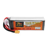 ZOP Power 11.1V 7500mAh 35C 3S Lipo Batterie XT60 Stecker für RC Quadcopter Auto