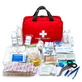 300Pcs IN 1 Outdoor SOS Emergency Survival Tools Kit For Home Office Camping First Aid Kit