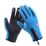 GOLOVEJOY 1 paire unisexe étanche hiver chaud gants de cyclisme écran tactile pour conduite randonnée ski gants