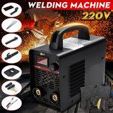ZX7-225 220 V 200 A MMA ARC Schweißgerät Handheld Mini Elektrische Schweißer IGBT Inverter Satz