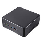 T-Bao TBOOK MN25 Mini PC AMD Ryzen 5 2500U 8GB DDR4 256GB NVME SSD Radeon Vega 8 Graphics 2.0GHz to 3.6GHz DP HD 4K Dual WiFi