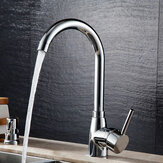 Bathroom Bathtub Faucet Solid Brass Chrome Kitchen Basin Sink Mixer Tap