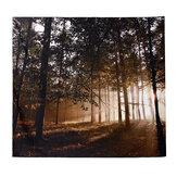 Tapeçaria de mapa de mundo de floresta tapeçaria tapeçaria de papel tapeçaria colcha decoração de dormitório