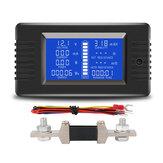 PZEM-015 Tester baterii Napięcie DC Prąd Pojemność zasilania Rezystancja wewnętrzna i zewnętrzna Miernik prądu resztkowego z bocznikiem 200A