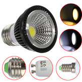 Dimmable E27 White/Warm White LED 7W COB Spotlightt Bulb 220V