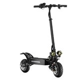 BOYUEDA C1 18.2AH 52V 3200W Dual Motor Oil Brake Folding Scooter Scooter 65km / h Top Speed 60-70km Range Range Max Max 300kg