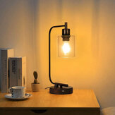 Dimmable Bedside LED Desk Light Table Reading Lamp Touch Sensor USB Rechargeable