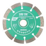 125mm Alloy Saw Blade Wheel Cutting Diac para betão Mármore Alvenaria e azulejos