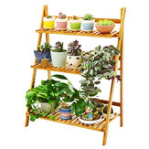 Mumaren NZ001 Multilayer Garden Storage Shelf Waterproof Antifouling met Safety Back Barrier Design Flower Stand
