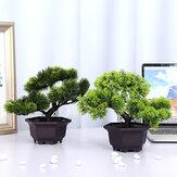Çam Bonsai Simülasyon Çiçek ve Çelenkler Yapay Çiçek Süslemeleri