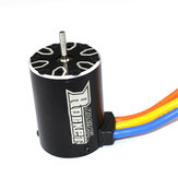 Rocket 540 3900KV Sensored Brushless 3.175 Axle RC Car Motor For 1/10 RC Car