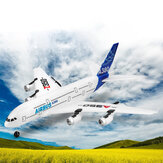 A380 2.4G 3CH 350mm Wingspan EPP RC Airplane RTF Built-in 6-Axis Gyroscope Flight Self-Stabilization System With LED