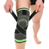 BIKIGHT Sports Knee Pad Support Sleeve Protector Adjustable Elastic Nylon Fitness Running Cycling Knee Brace